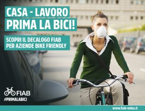 UN DECALOGO PER AZIENDE BIKE FRIENDLY
