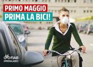 1° MAGGIO, PRIMA LA BICI!
