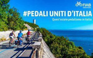 PEDALI UNITI D'ITALIA: PER SOSTENERE L'ECONOMIA DEL TURISMO