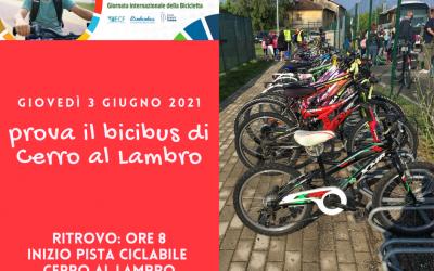 3 GIUGNO 2021: GIORNATA INTERNAZIONALE DELLA BICICLETTA