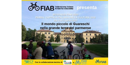 Biciviaggi Programma Parma 31 ottobre-2 novembre 2020