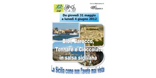 Ciclovacanze 2012 | Sicilia