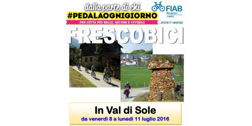 Ciclovacanze 2016   Frescobici