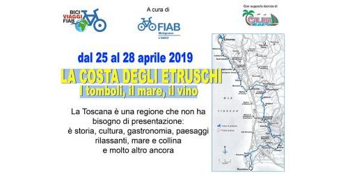 Ciclovacanze 2019 | Costa degli Etruschi