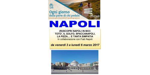 Ciclovacanze 2017   Napoli